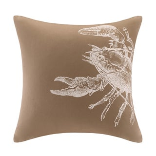 Harbor House Sea Escape Cotton Square Pillow