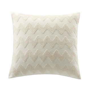 Echo Mykonos Cotton Square Throw Pillow