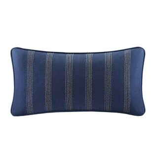 Echo African Sun Cotton Oblong Throw Pillow