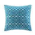 Echo Rio Cotton Square Embroidered Throw Pillow