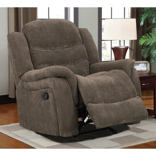 Vegas Raisin Glider Recliner