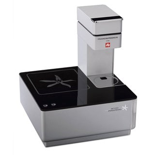 Illy Francis Francis Black Y1.1 Touch iperEspresso Machine