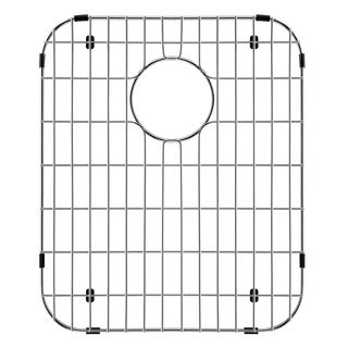 Vigo 12.25-inch Chrome-plated Stainless Steel Kitchen Sink Bottom Grid