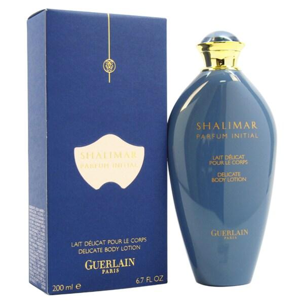 Guerlain Shalimar Parfum Initial 6.7-ounce Body Lotion