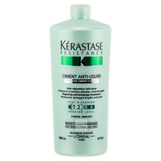 Kerastase Resistance Ciment Anti-Usure 33.8-ounce Repairing Treatment