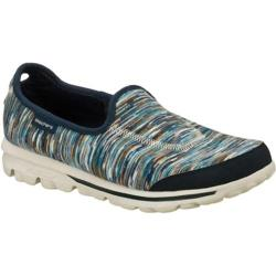 Women's Skechers GOwalk Focus Navy/Gray