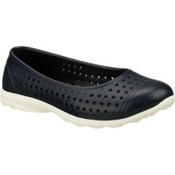 Women's Skechers H2GO Sleek Navy/White