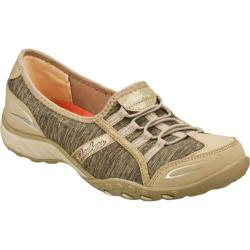 Women's Skechers Relaxed Fit Breathe Easy Good Life Natural