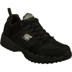 Men's Skechers Relaxed Fit Outland Black/Gray