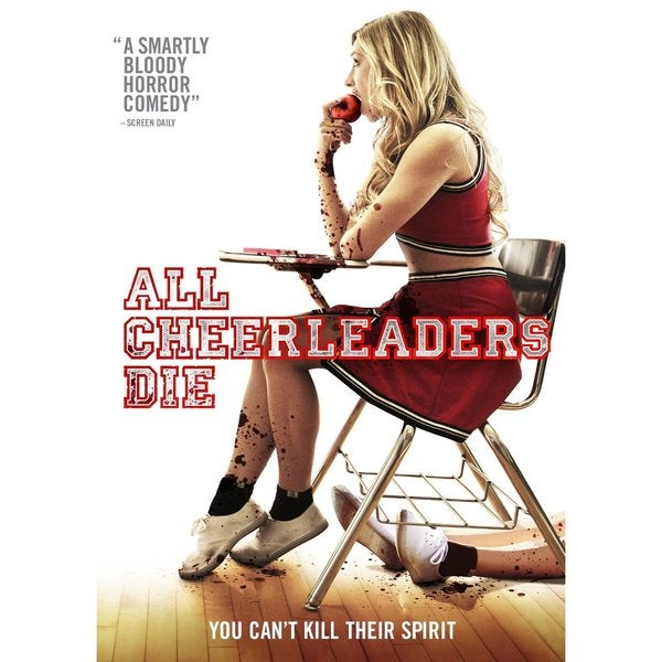 All Cheerleaders Die (DVD) 12726853