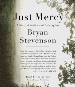 Just Mercy: A Story of Justice and Redemption (CD-Audio)