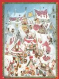 Christmas in the Square Advent Calendar (Paperback)