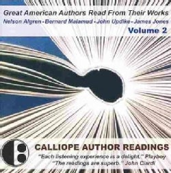 Great American Authors Read from Their Works (CD-Audio)