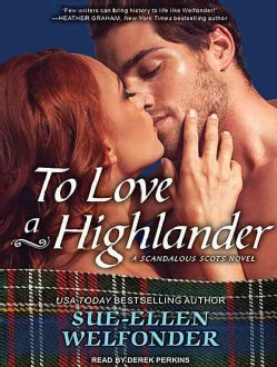 To Love a Highlander (CD-Audio)