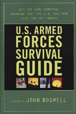 U.S. Armed Forces Survival Guide (Paperback)