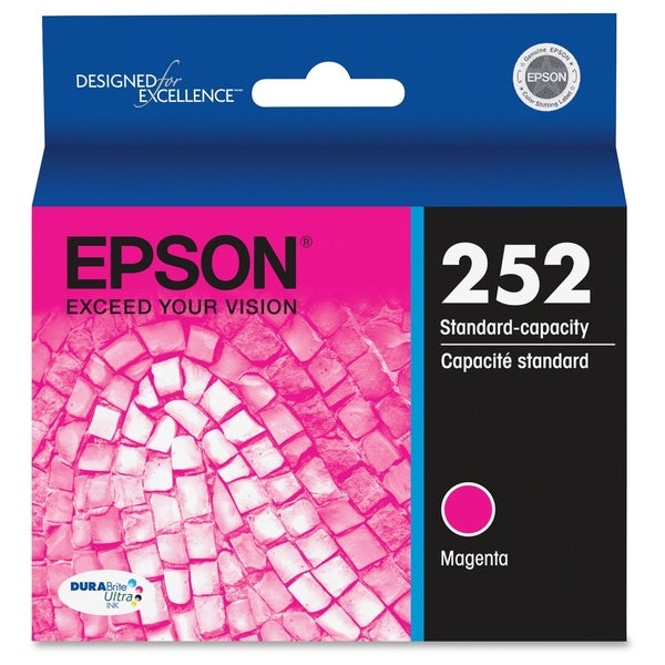 Epson DURABrite Ultra T252320 Ink Cartridge - Magenta 12727477