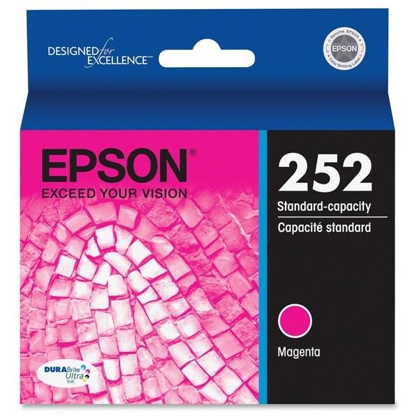 Epson DURABrite Ultra T252320 Ink Cartridge - Magenta