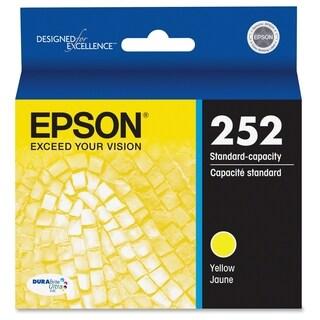 Epson DURABrite Ultra T252420 Ink Cartridge - Yellow