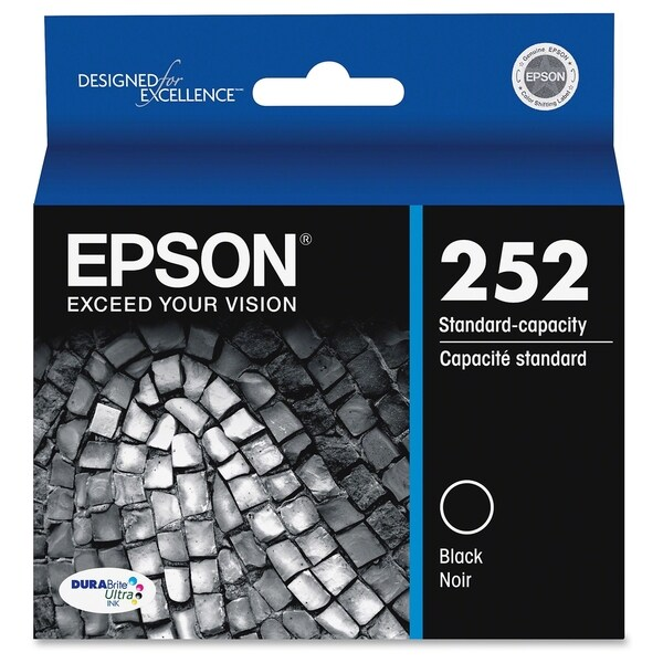 Epson DURABrite Ultra T252120 Ink Cartridge - Black