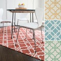 Flatweave Ledbury Marrakesh Cotton Rug (5'0 x 7'6)