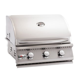 Summerset Sizzler 26-inch Stainless Steel Built-in Gas Grill