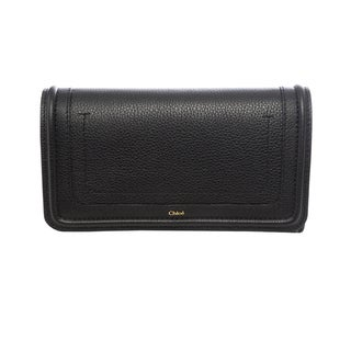 Chloe 3P0389 043 001 Paraty Long Flap Wallet