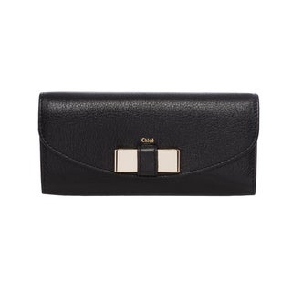 Chloe 3P0498 015 001 Lily Continental Flap Wallet