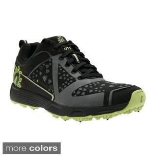IceBug Men's DTS BUGrip Black/Poison Trainer Shoes