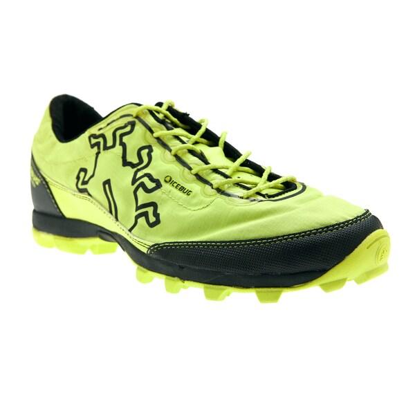 IceBug Men's ACCELERITAS2 Poison/Black Running Shoes