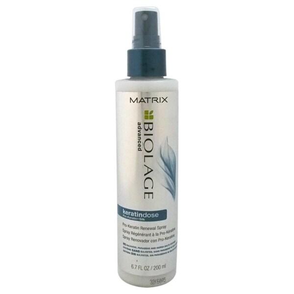 Biolage 6.7-ounce Keratindose Pro-Keratin Renewal Spray