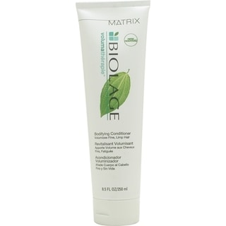 Biolage 8.5-ounce Bodifying Conditioner For Volumizes Fine Or Limp Hair