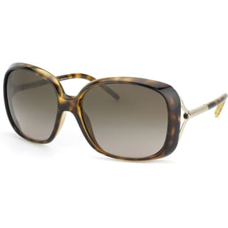 Burberry Women's BE 4068 300213 Tortoise Sunglasses