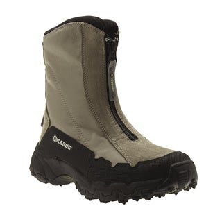 IceBug Women's 'Ivalo-L' Black/ Charcoal BUGrip Mid-calf Walking Boots