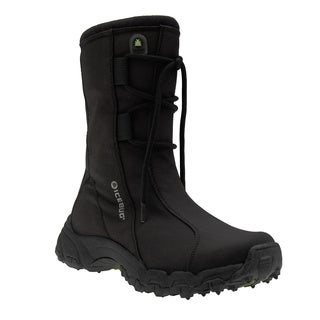 IceBug Women's 'Cortina-L' Black BUGrip Mid-calf Cold Weather Boots