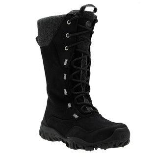 IceBug Women's Daphne-L BUGrip Black Boots