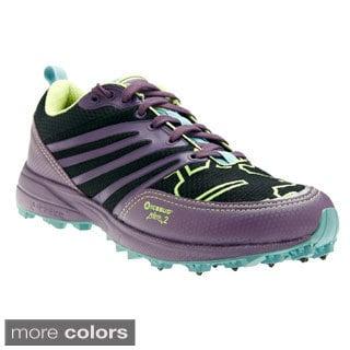 IceBug Women's ANIMA2-L BUGrip Purple/Lagoon Running Shoes