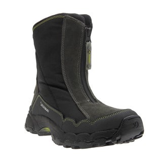 IceBug Women's 'Ivalo-L' Carbon Black Mid-calf Cold Weather Boots