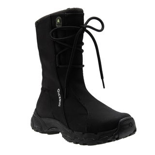 IceBug Women's 'Cortina-L' Black Mid-calf Cold Weather Boots
