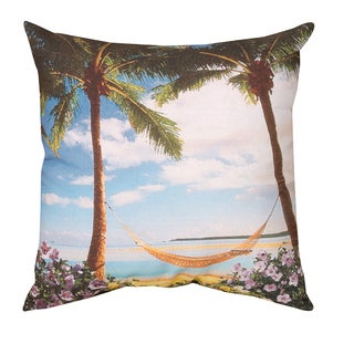 Restful Retreat 19-inch Indoor/ Outdoor Throw Pillow