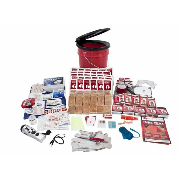 Guardian 5-person Bucket Survival Kit