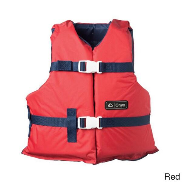 Onyx Youth Boating Vest