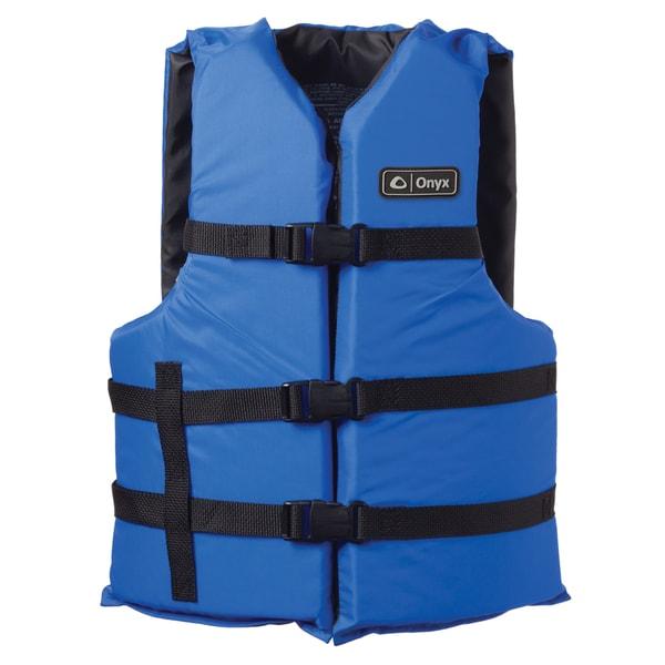Onyx Adult Boating Vest