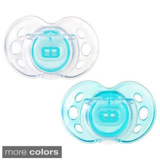 Tommee Tippee Air Style 6-18 Months Pacifier (Pack of 2)