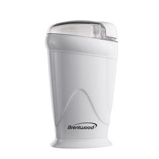Brentwood CG-152 White Coffee Grinder