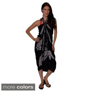 Women's Hawaii Summer Sarong (Indonesia)