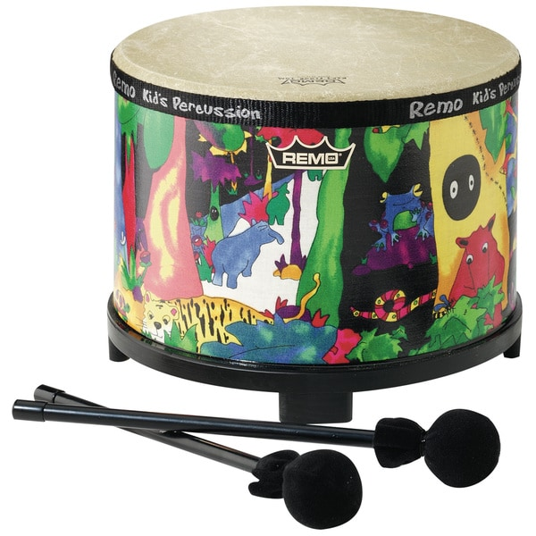 Remo Children's Multi-color Floor Tom