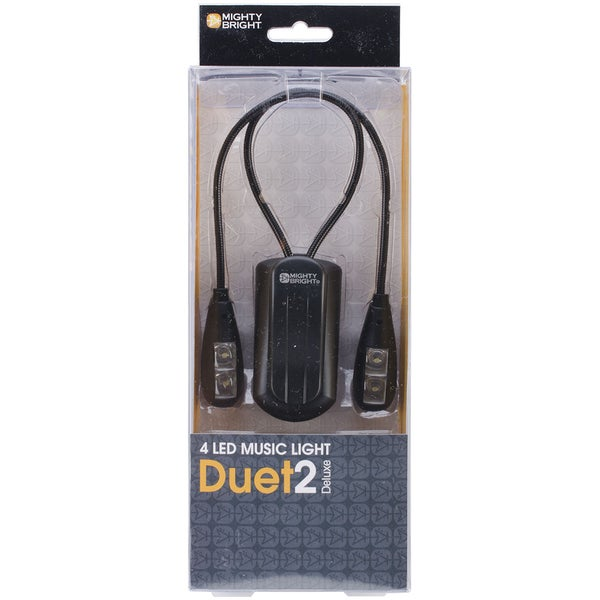 Mighty Bright Duet2 Music Light
