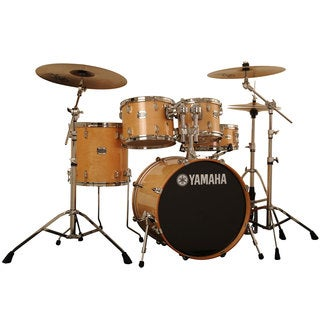 Yamaha Stage Custom Birch 5-piece Natural Wood Drum Set