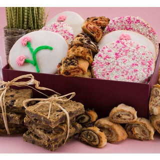 Mother's Day Cookie Treat Basket