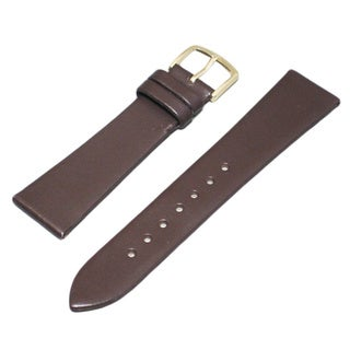 Hadley Roma Genuine Leather Watch Strap